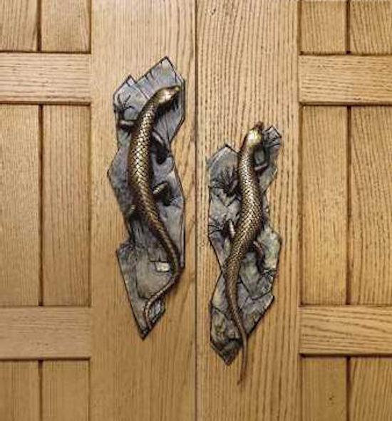 Магнитная защелка для дверей
