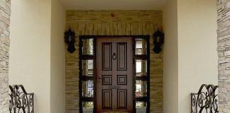 Дверь на вход