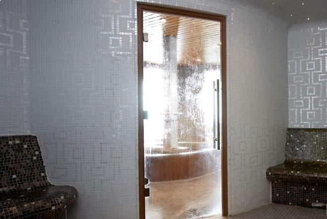 Дверь из термостойкого пластика