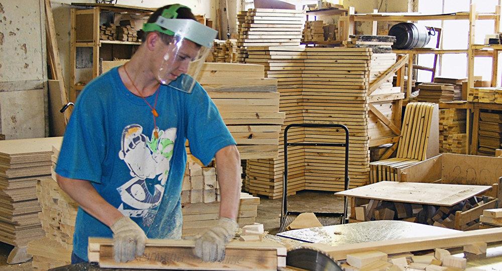 Фабрика по производству деревянных дверей