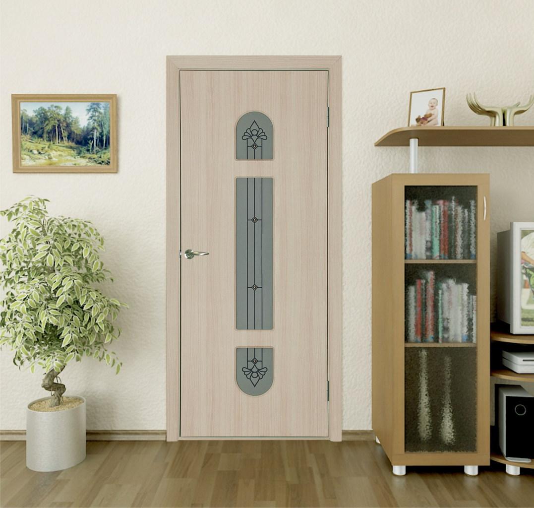 Межкомнатные двери купить в СПб недорого