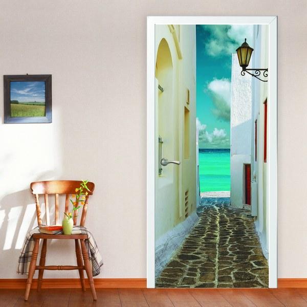 Как обновить дверь своими руками