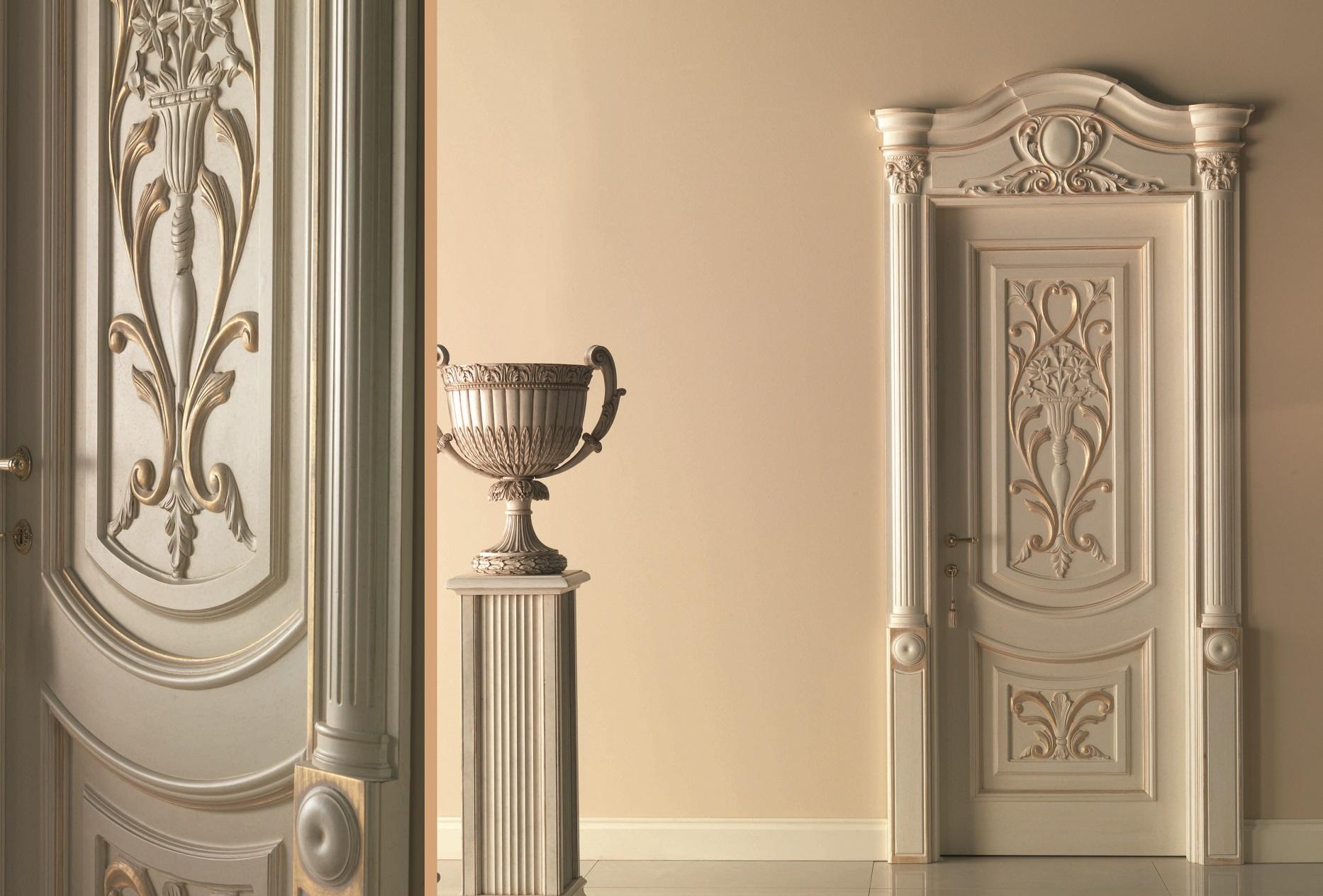 Элитная итальянская дверь
