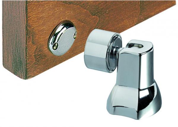 Фиксатор для двери в открытом положении: магнитный, роликовый, шариковый, СТН 0960