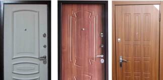 Внешний вид дверей Торекс