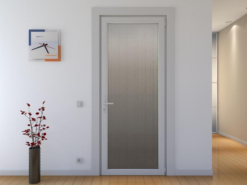 Межкомнатная дверь из пвх