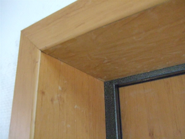 Чем отделать дверной проем