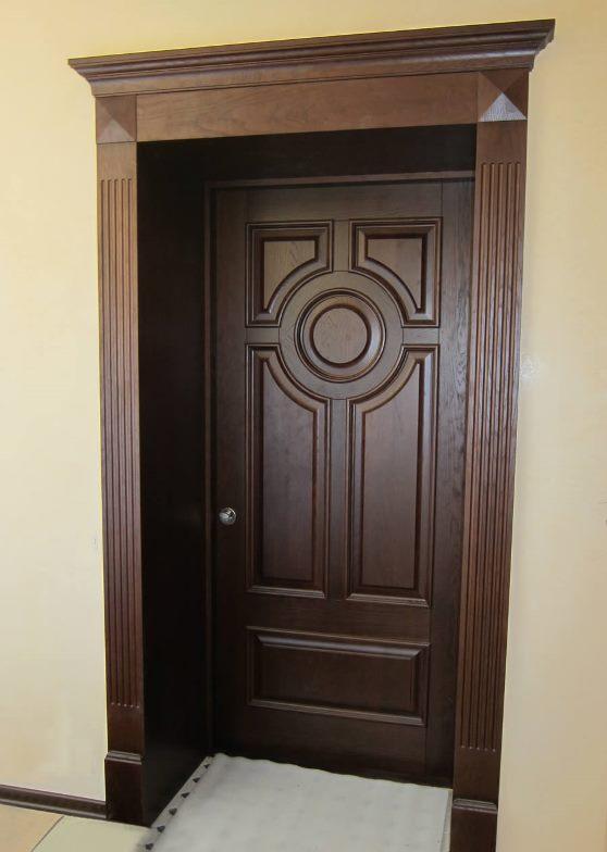 Портал входной двери