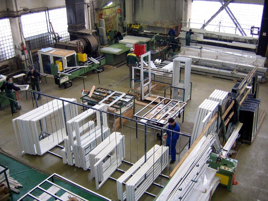 Производство изделий из ПВХ