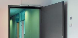 Огнеустойчивая дверь