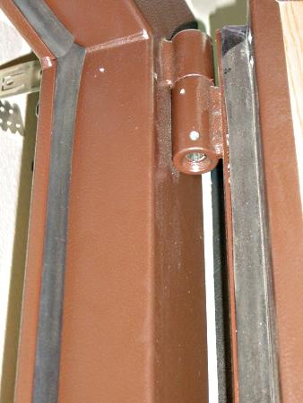 Уплотнитель для железных дверей