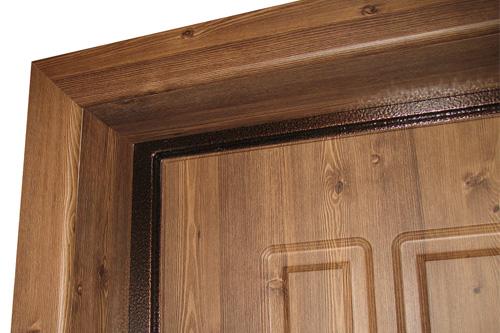 Как сделать внутреннюю отделку входной двери