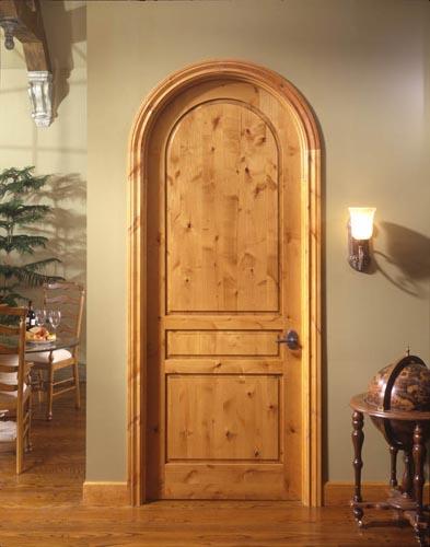 Арочные двери межкомнатные