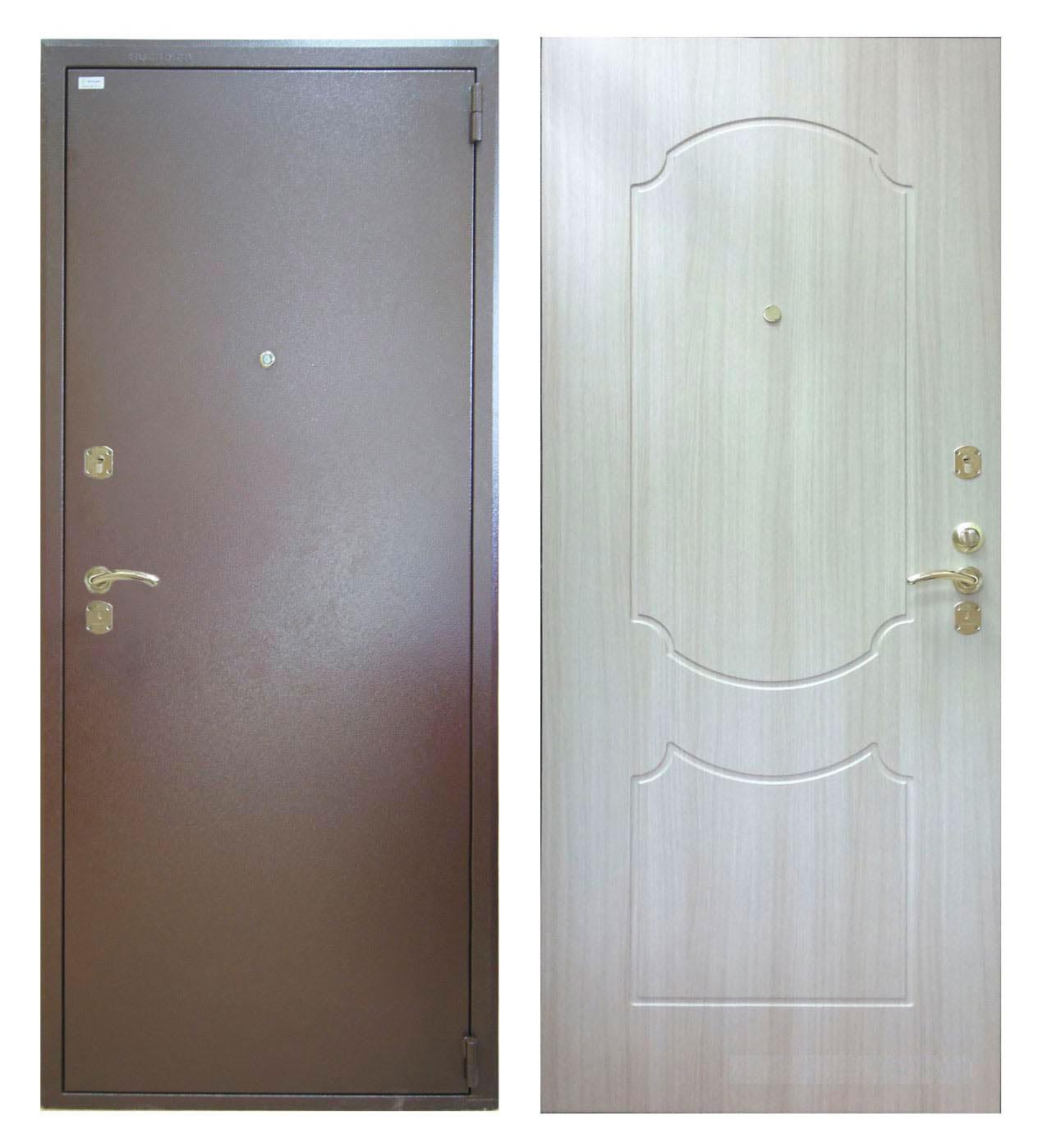 Дверь Гардиан модели ДС2