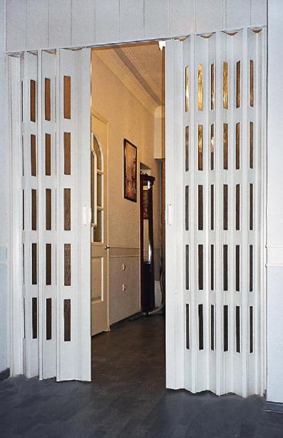 Двери гармошка своими руками