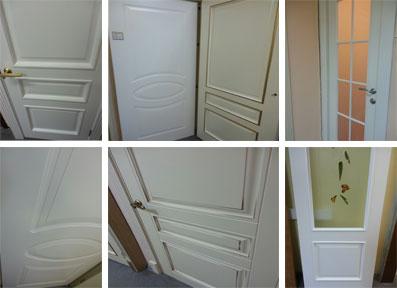Двери с поверхностью из эмали