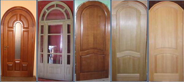 Резные двери из дерева: фото, цена и изготовление