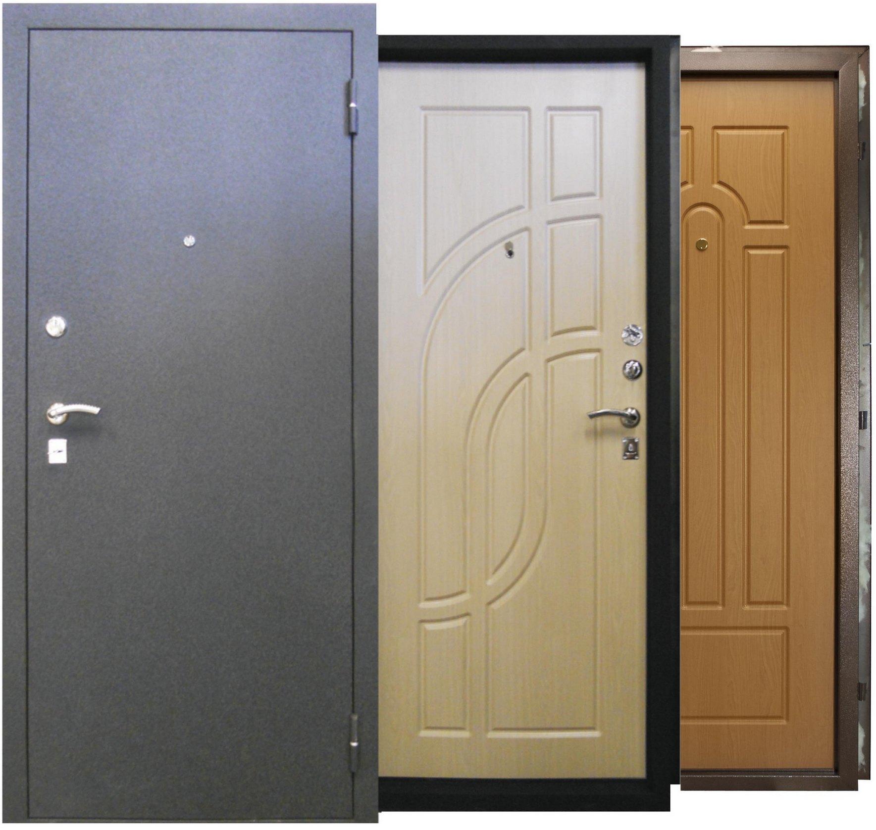 Сейфовые двери