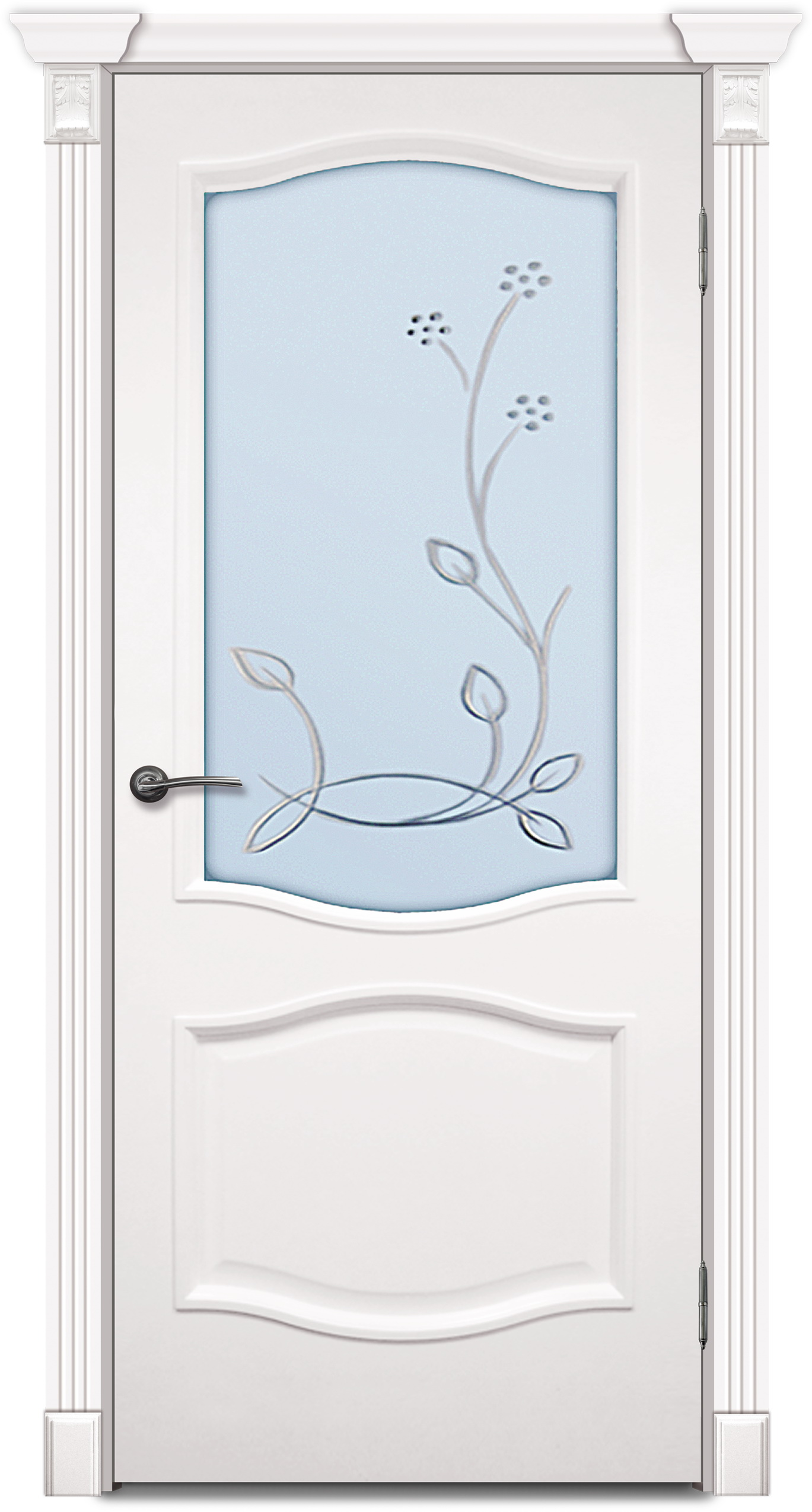 Дверь Фрамир со стеклом