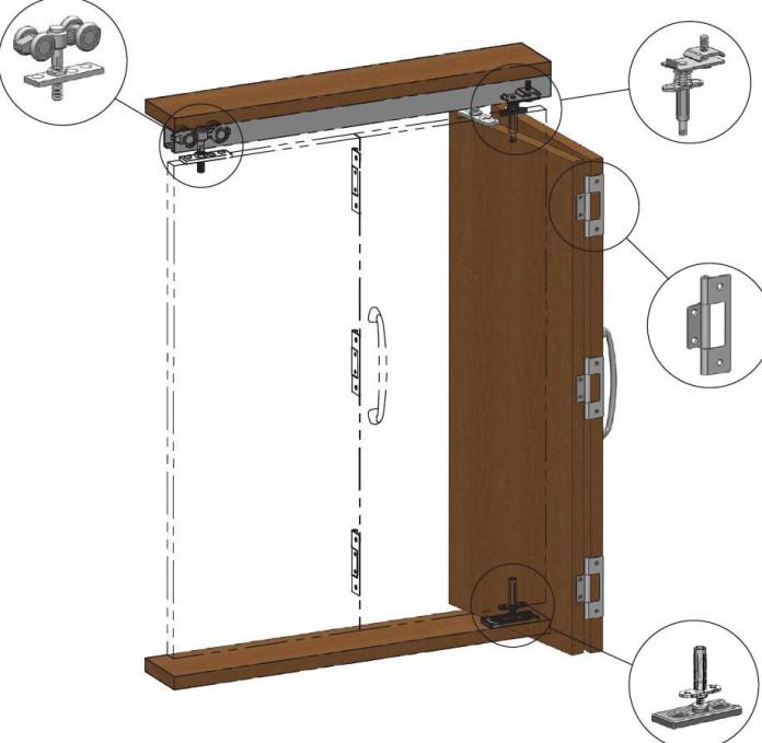 Как сделать дверки для шкафа своими руками 84