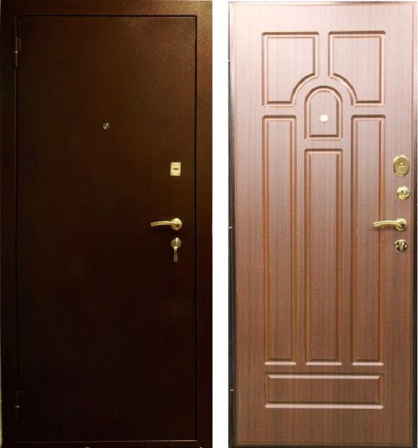 зеленоградские входные двери