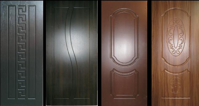 МДФ панели для дверей