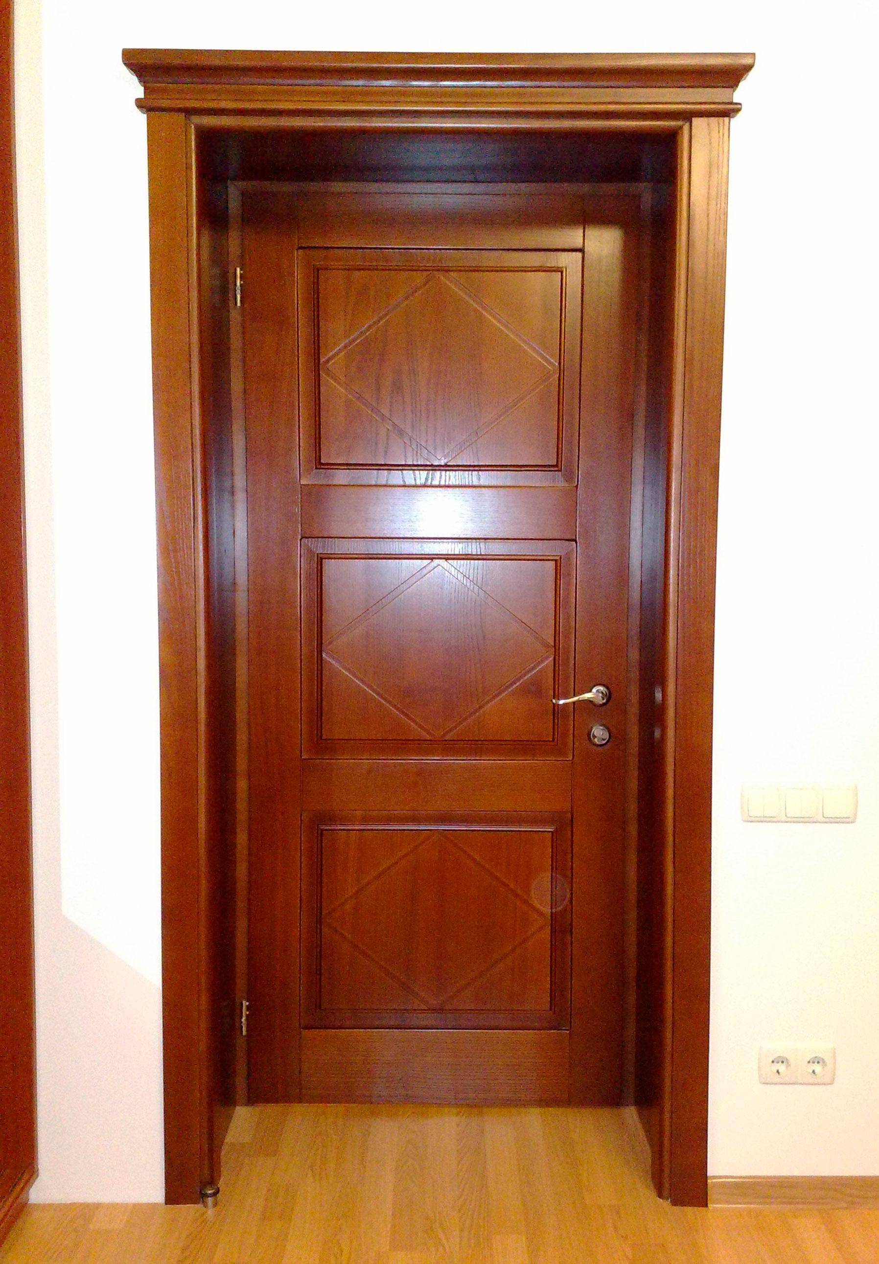 Металлические двери в цвете беленый дуб, цены
