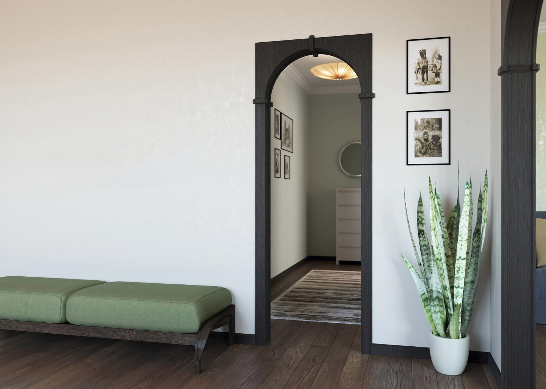 Стандарт дверного проема межкомнатных дверей