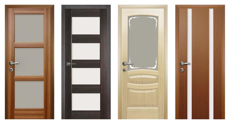 Одностворчатые распашные двери