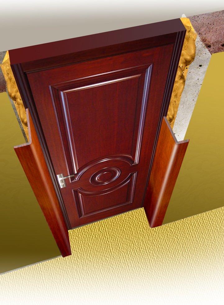 Стандартные размеры дверных проемов входных дверей