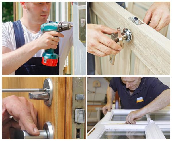 Восстановление межкомнатной двери