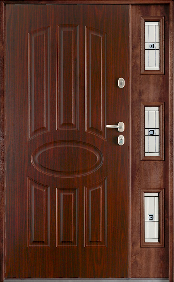 Двупольная дверь Gerda