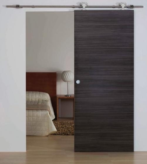 Раздвижная одностворчатая дверь