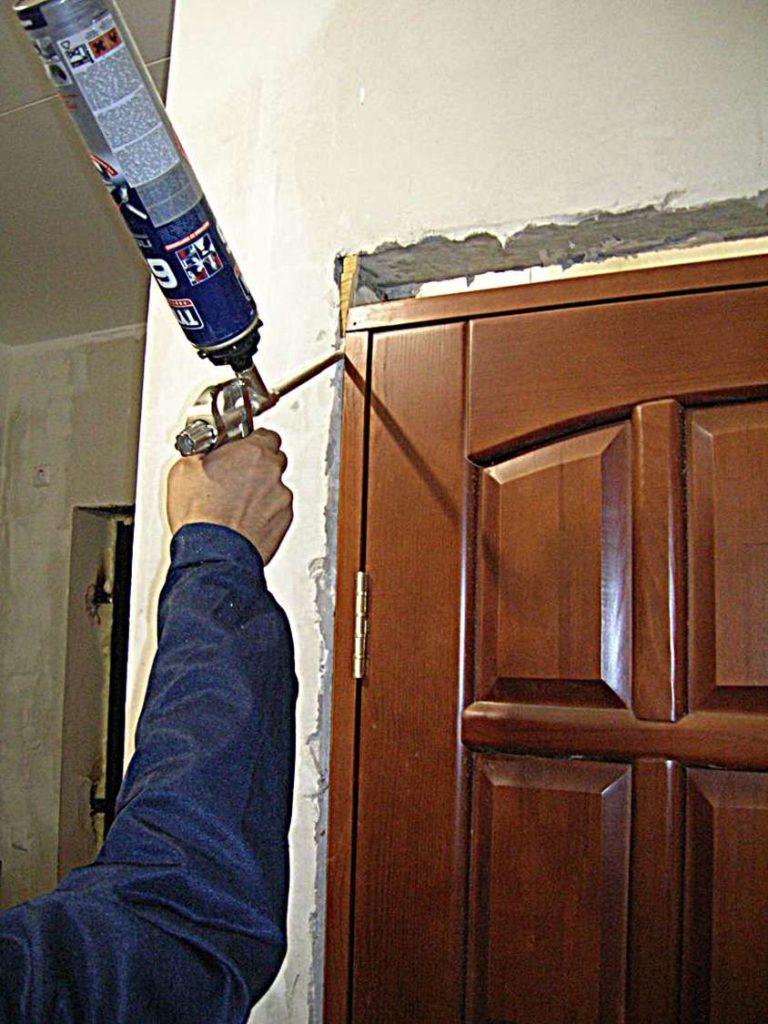 Ремонт дверей в квартире своими руками фото 53