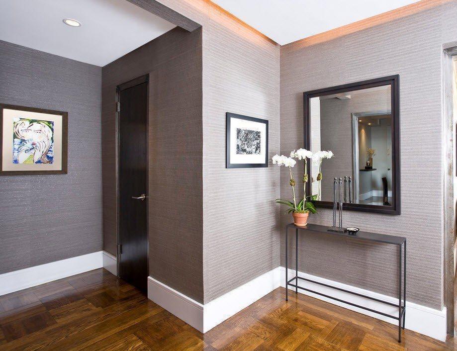 Дизайн квартиры 2017 с дверями