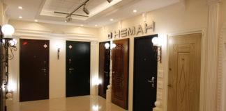 Двери Неман в салоне