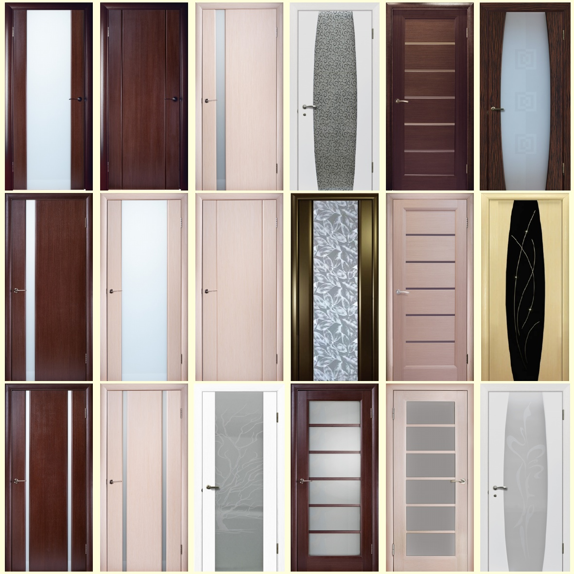 Межкомнатные двери в оби цены и фото