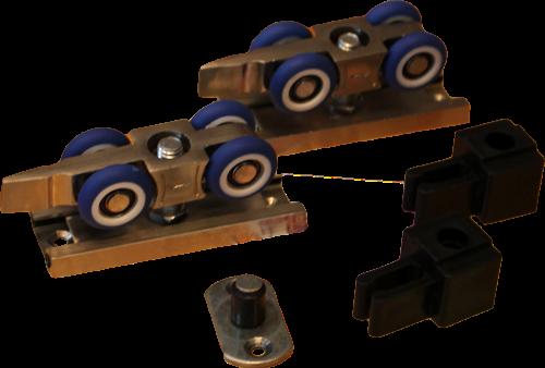 Механизмы для дверей купе