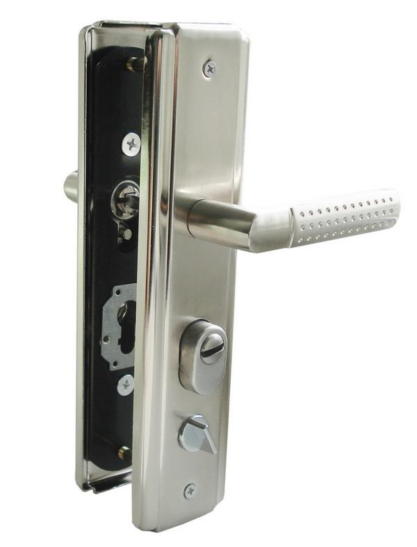 Дверные ручки для входных дверей