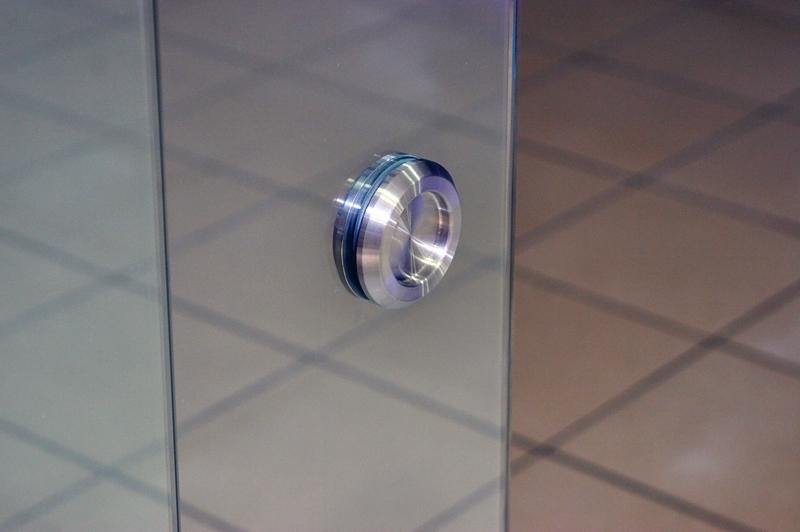 Ручка для раздвижной стеклянной двери