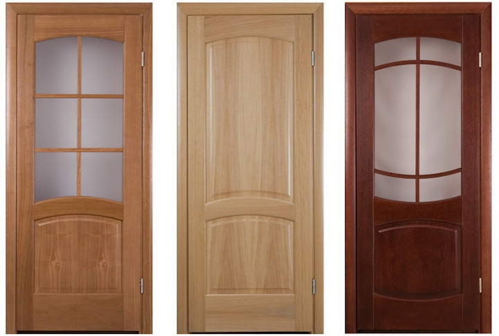 фото дверей деревянных межкомнатных