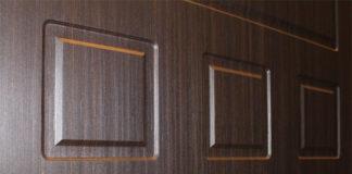 МДФ накладка на дверь