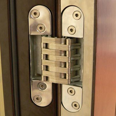 Петли для складных дверей