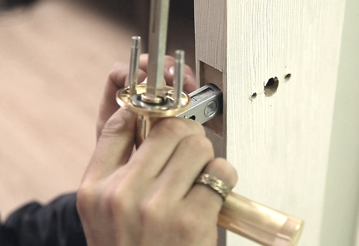 Ручки межкомнатных дверей своими руками видео