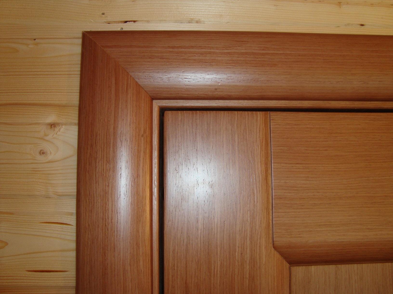 Дверной наличник