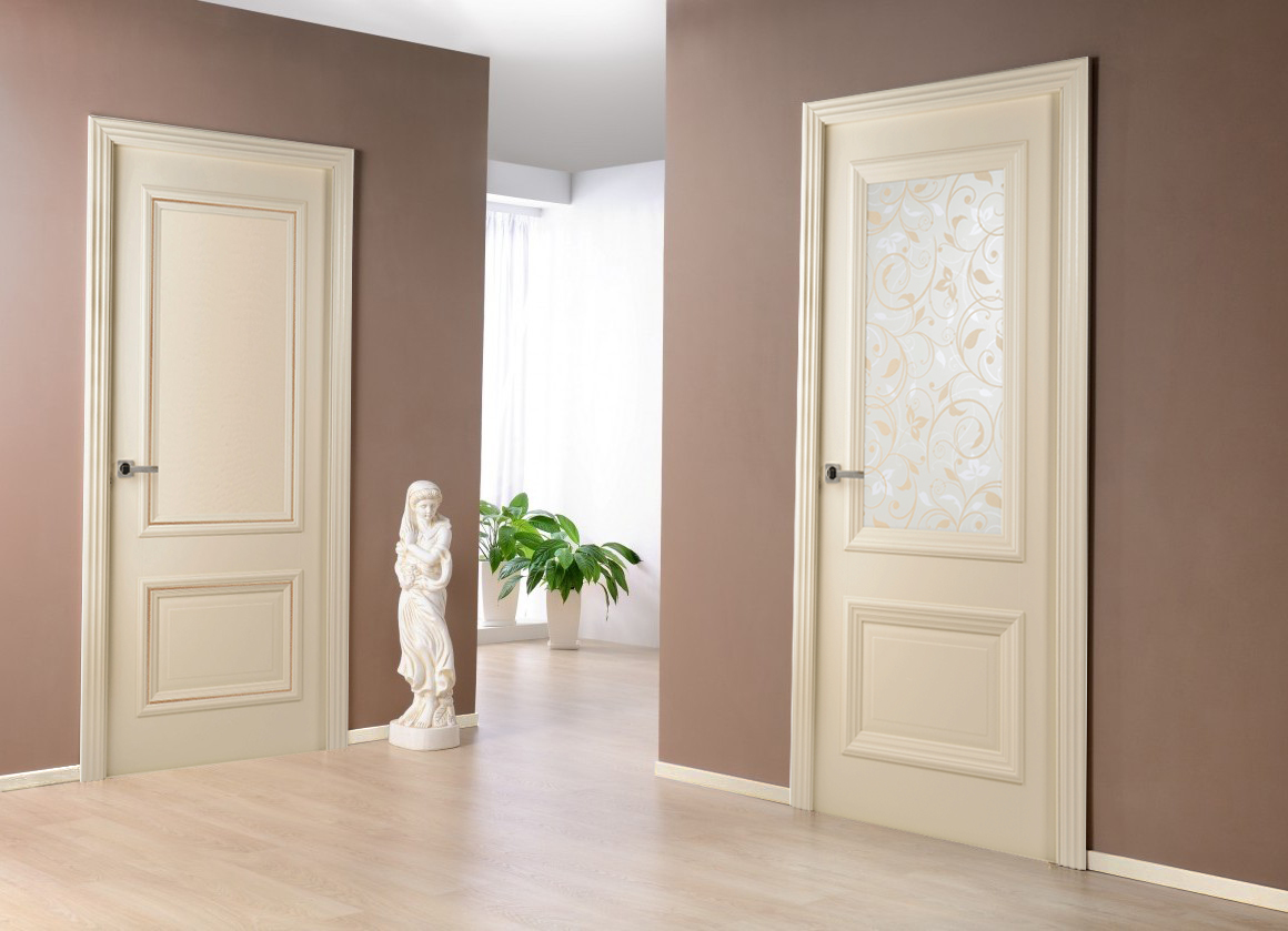 Двери из массива дуба - womanadviceru