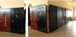 Салон дверей Сталь Групп