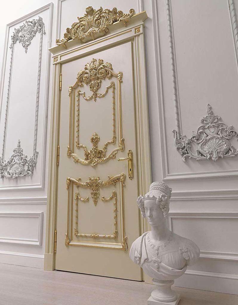 Двери для стиля барокко