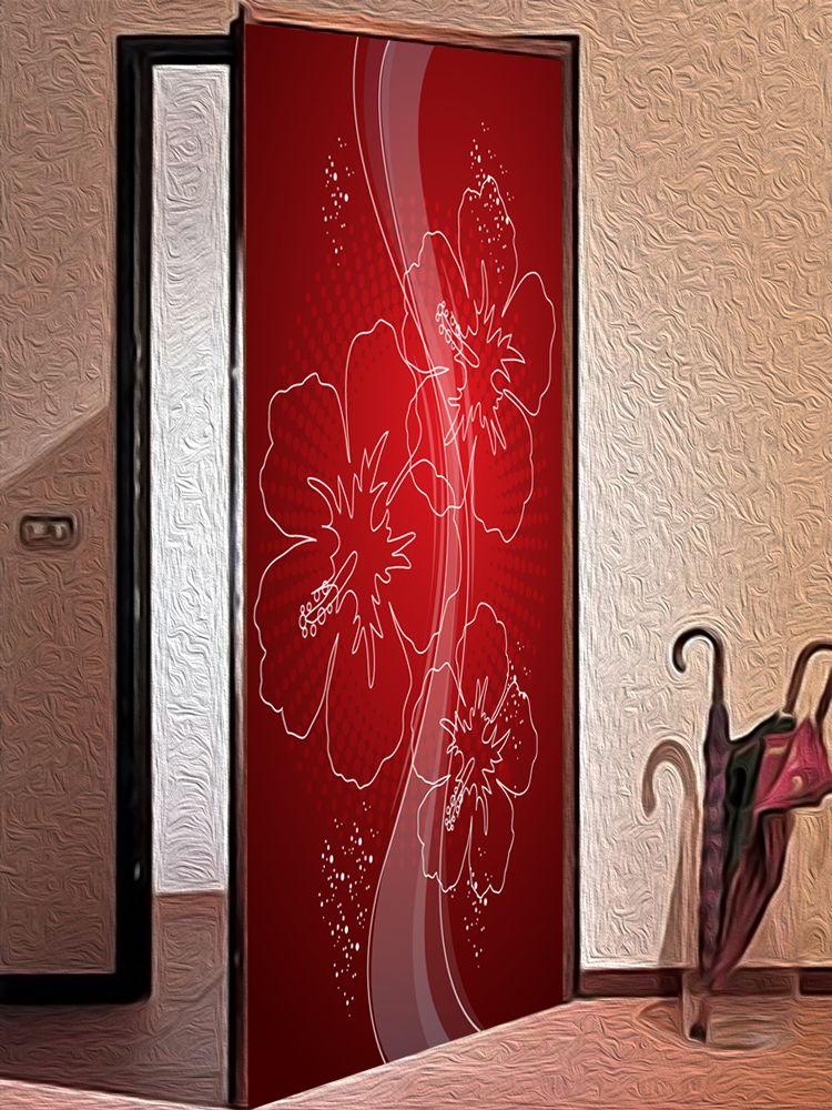 Фото на двери