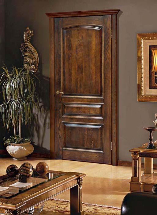 Как покрасить дверь из сосны - Статьи - Дверной Барон